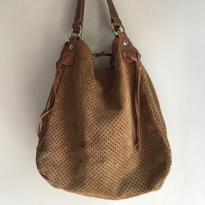 Prüne Perforated Hobo